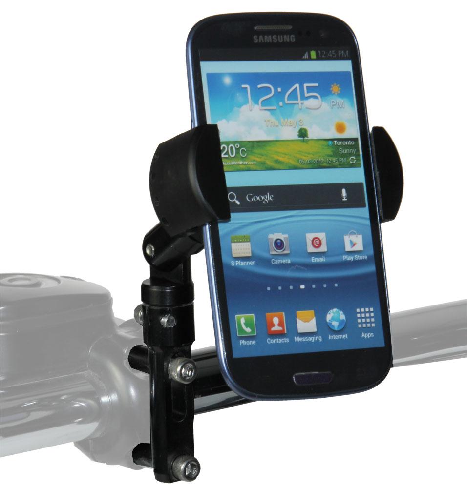 Techmount 4-Techgripper GPS and MP3 Gripper Universal Cell Phone