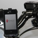 motorcycle iphone mount