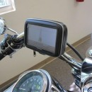 motorcycle GPS case